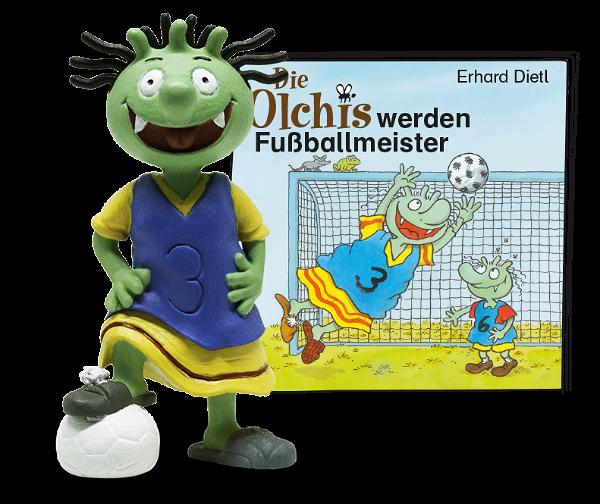 Tonies Die Olchis werden Fußballmeister