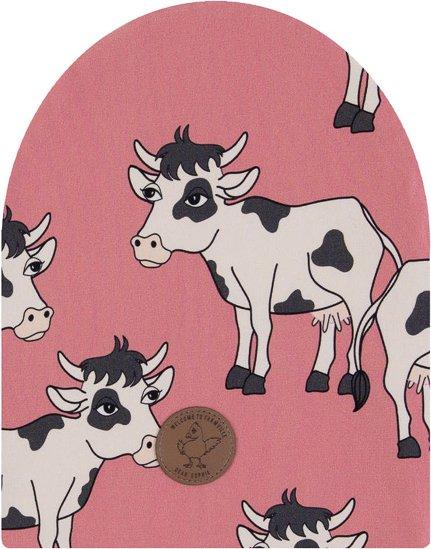 Dear Sophie Cow Pink Beanie