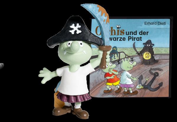 Tonies Die Olchis und der schwarze Pirat