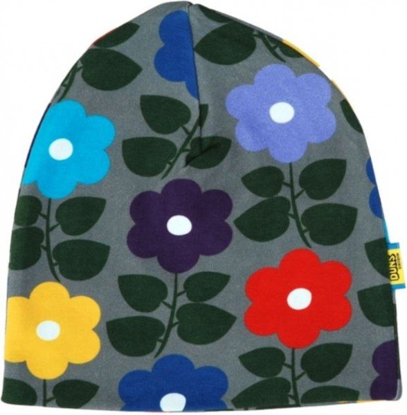 Duns Hat Flowers Charcoal
