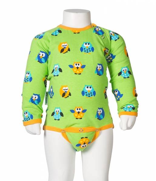JNY colourful kids Body Multiowl Lime