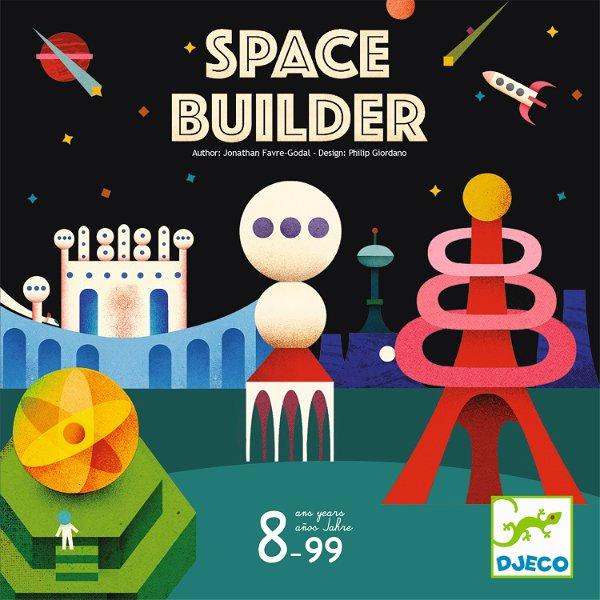 Djeco Spiel Space Builder