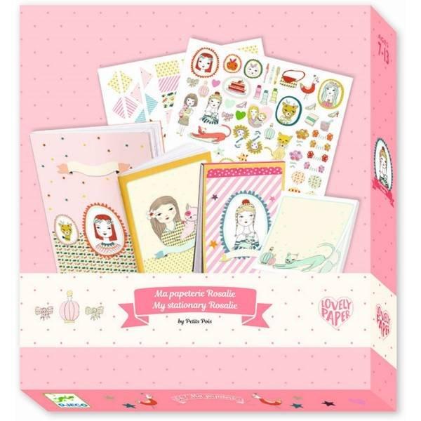 Djeco Box Set Rosalie