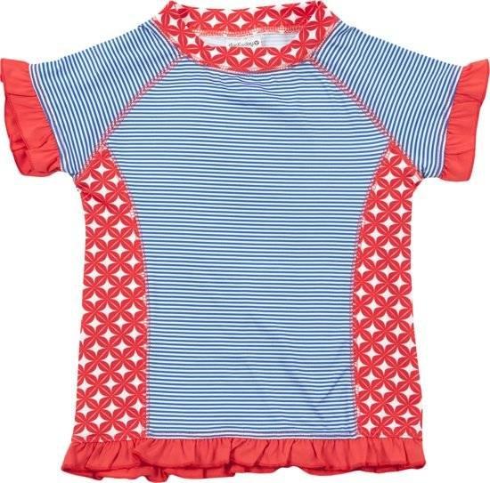 Ducksday UV Shirt Blue Stripe Girl New