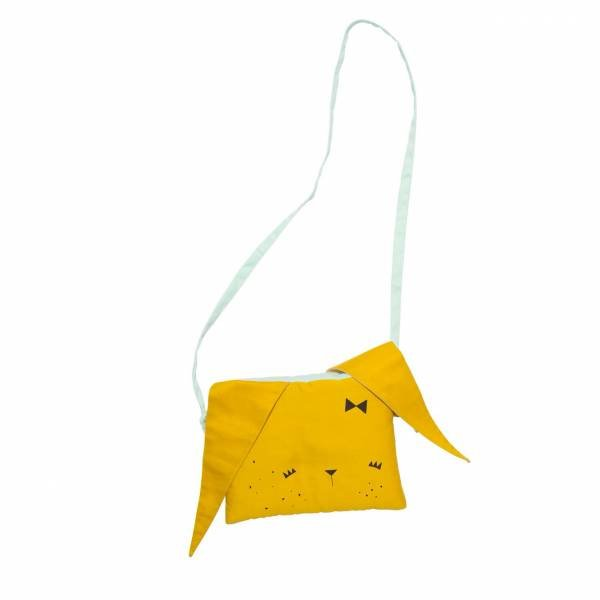 Fabelab Purse Bunny Mustard