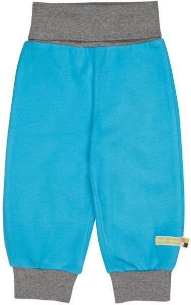 Loud + Proud Hose Fleece Aqua