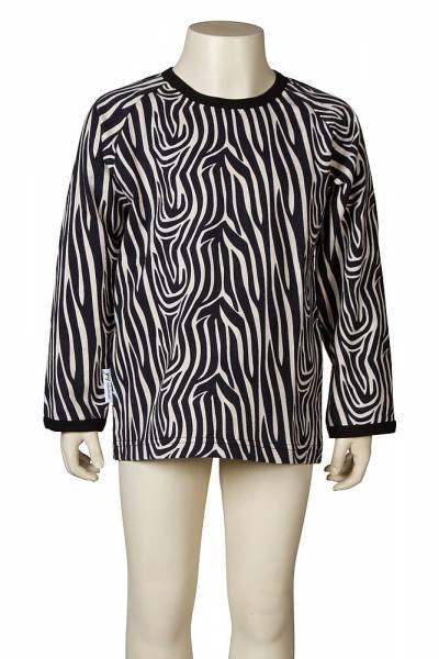 JNY colourful kids Shirt Zebra Allover