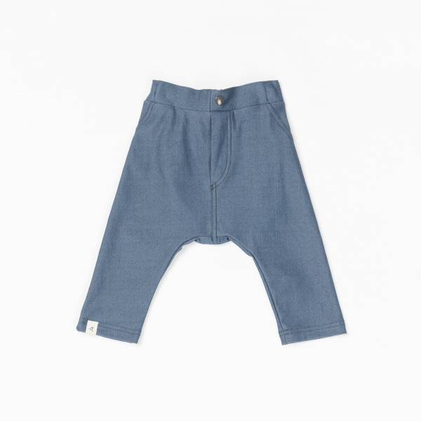 AlbaBaby Willy Baby Pants Dark Denim