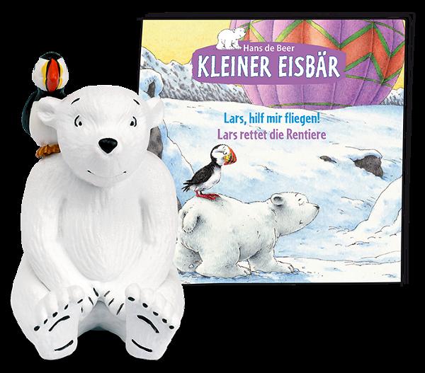 Tonies Kleiner Eisbär - Lars, hilf mir fliegen! / Lars rettet die Rentiere