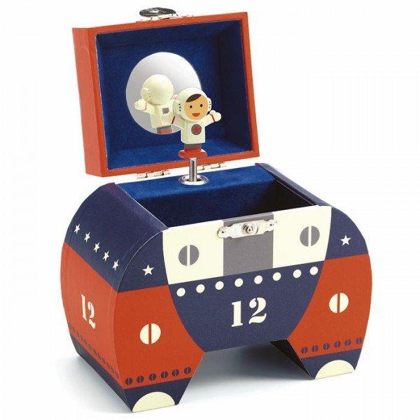Djeco Music Box Polo 12