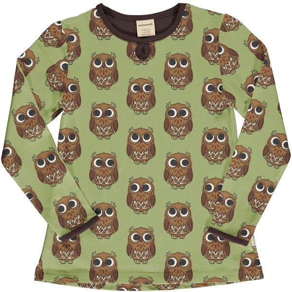 Maxomorra Top Flare LS Owl