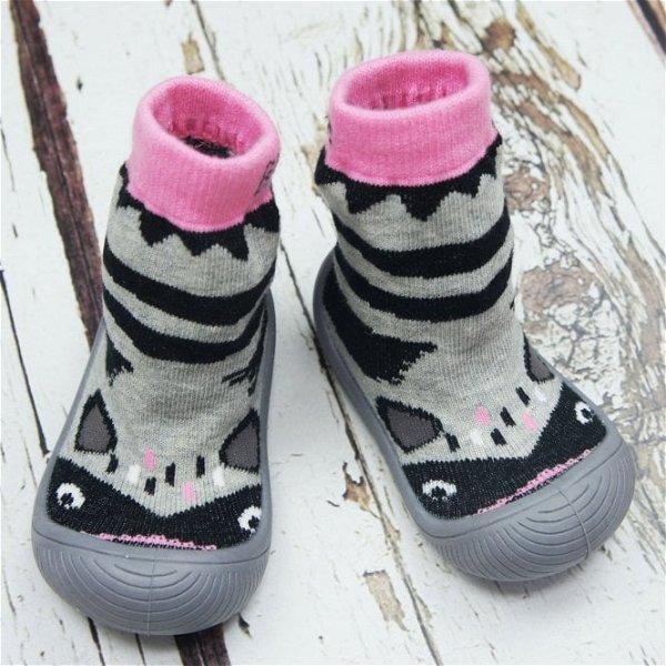 Blade & Rose Raccoon Sock Shoes
