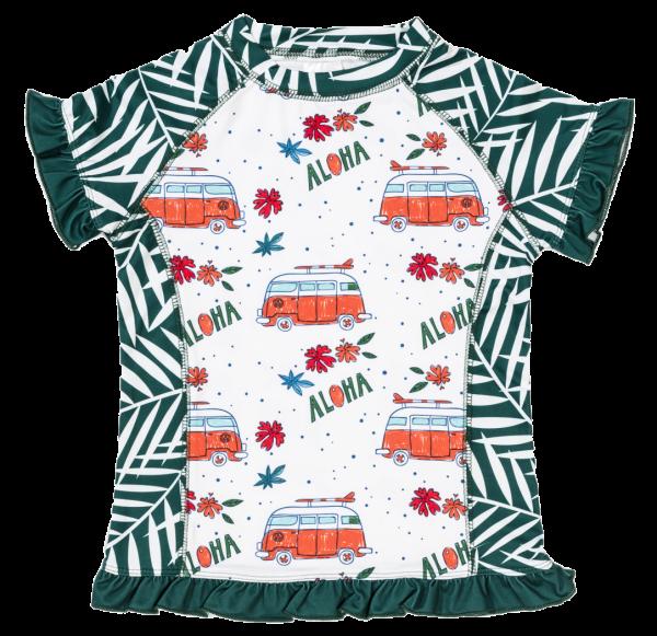 Ducksday UV Shirt Monti Girl