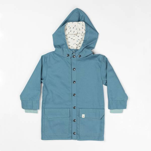 Albababy Harry Jacket Bluestone