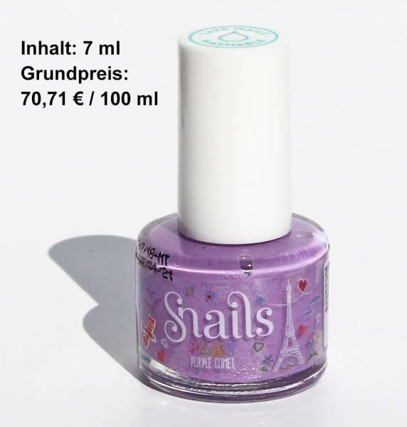 Snails Nagellack Purple Comet Lila
