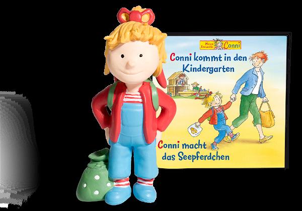 Tonies Conni kommt in den Kindergarten / Conni macht das Seepferdchen