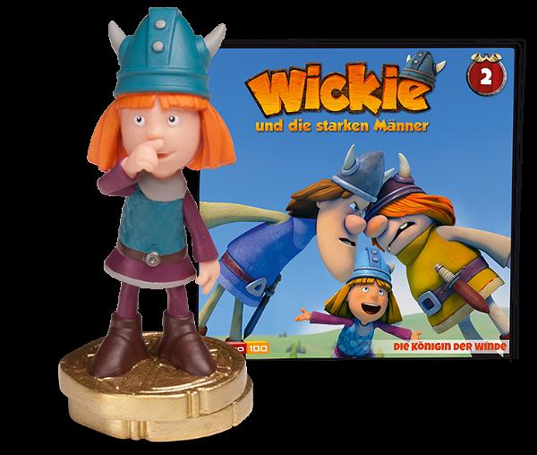 Tonies Wickie Die Königin der Winde