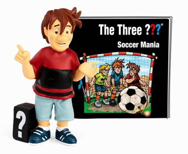 Tonies the three ??? Soccer Mania