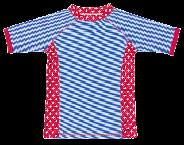 Ducksday UV Shirt Blue Stripe Boy New