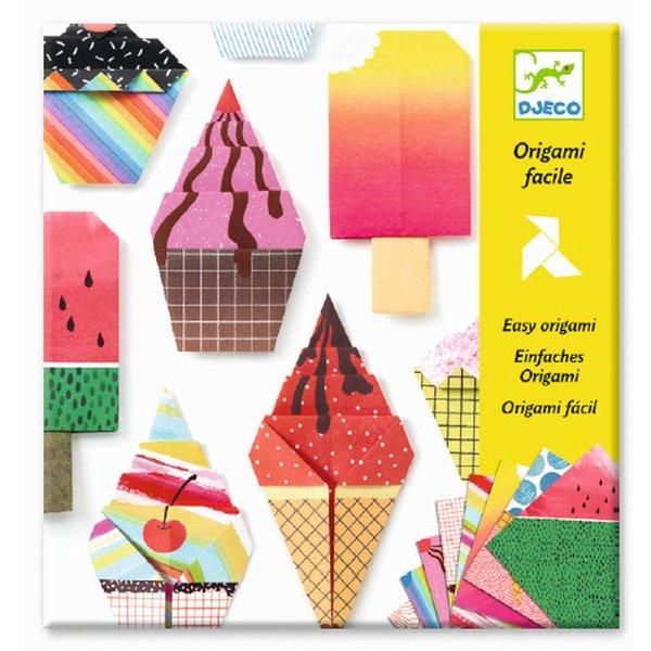Djeco Origami Kšöstlichkeiten