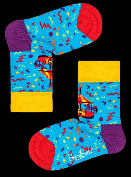 Happy Socks Carousel Sock