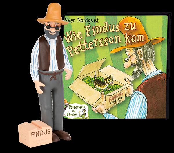Tonies Pettersson und Findus - Wie Findus zu Pettersson kam