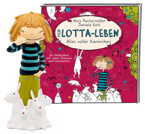 Tonies - Mein Lotta-Leben - Alles voller Kaninchen