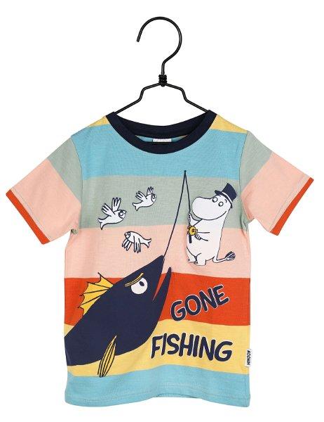 Martinex Moomin T-Shirt Gone Fishing