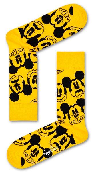 Happy Socks Disney Face Mickey Sock