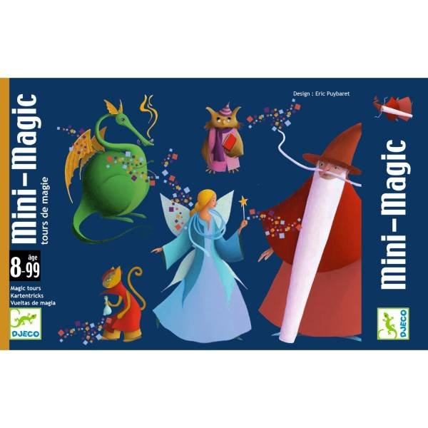 Djeco Zaubertricks Mini Magic
