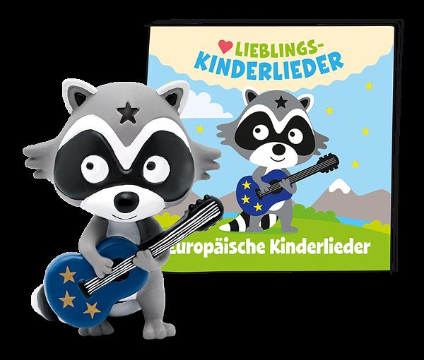 Tonies Lieblings Kinderlieder Europäische Lieder