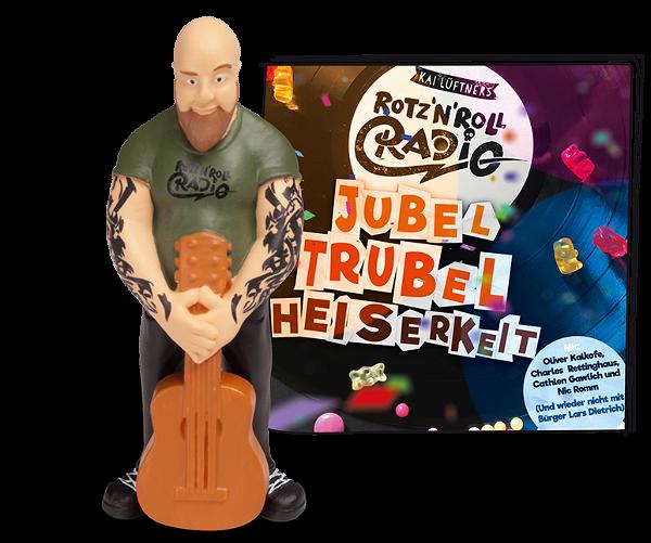 Tonies Rotz´n´Roll Radio - Jubel, Trubel, Heiserkeit