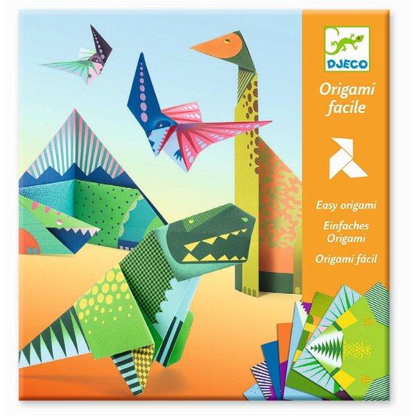 Djeco Origami Dinos