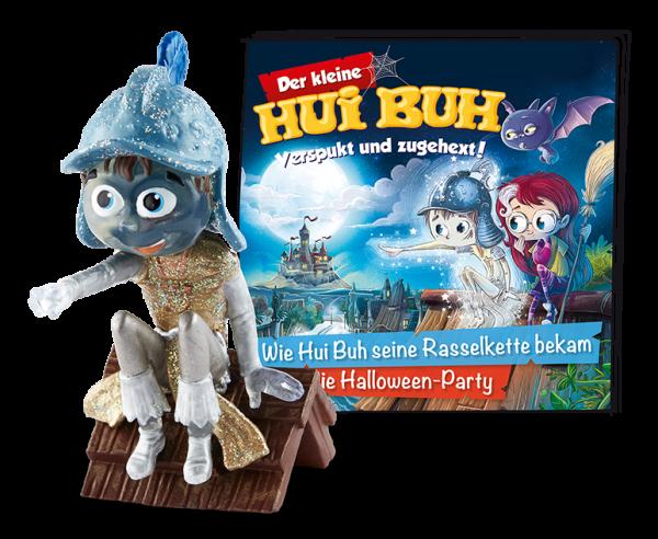 Tonies Der kleine Hui Buh Wie Hui Buh seine Rasselkette bekam / Die Halloween-Party