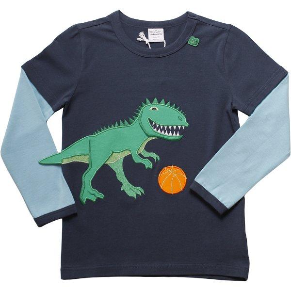 Fred`s World Hello Dinosaur T-Shirt Midnight