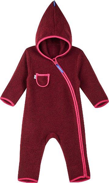 Finkid Puku Wool Cabernet Persian Red