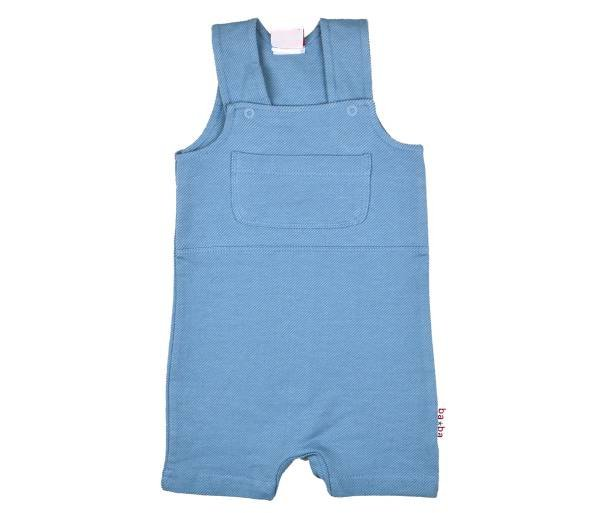 Baba Babywear Summer Worker Denim Blue Shadow