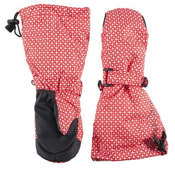 Ducksday Handschuhe Mittens Funky Red