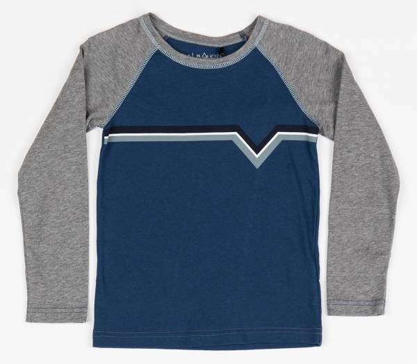 AlbaBaby Harwin Blouse Estate Blue