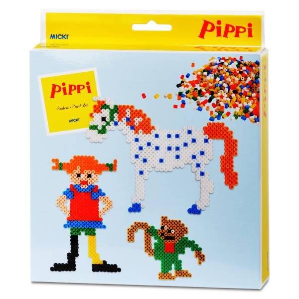MICKI Pippi Bügelperlen