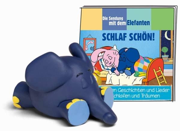 Tonies Die Sendung mit dem Elefanten - Schlaf schön