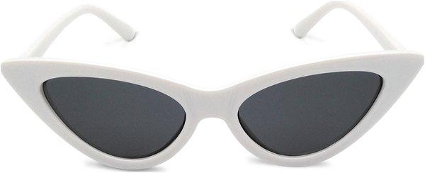 Six Bunnies Kinder Sonnenbrille Cat Eye White