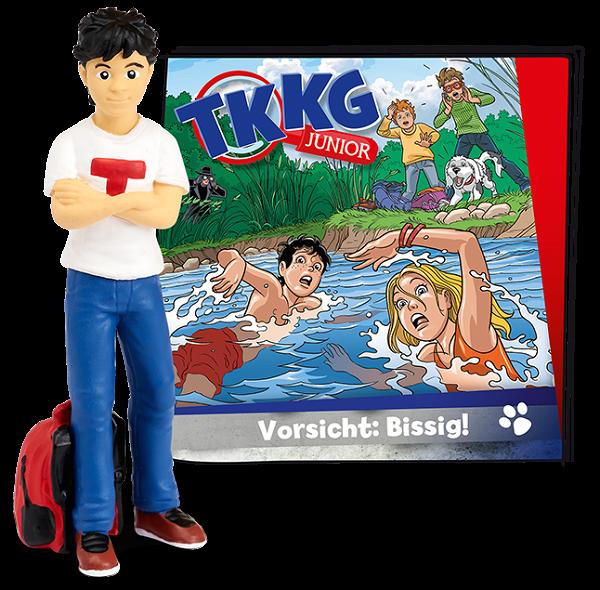 Tonies TKKG Junior Vorsicht: Bissig!