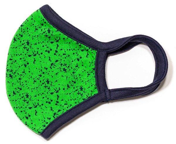 Sense Organics Maske ab 12 Jahren Green Splatter