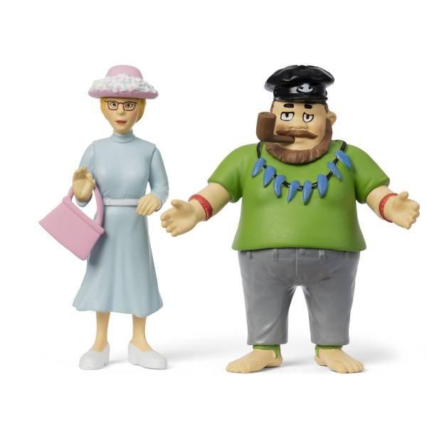 MICKI Ephraim & Fräulein Prysselius Figurenset