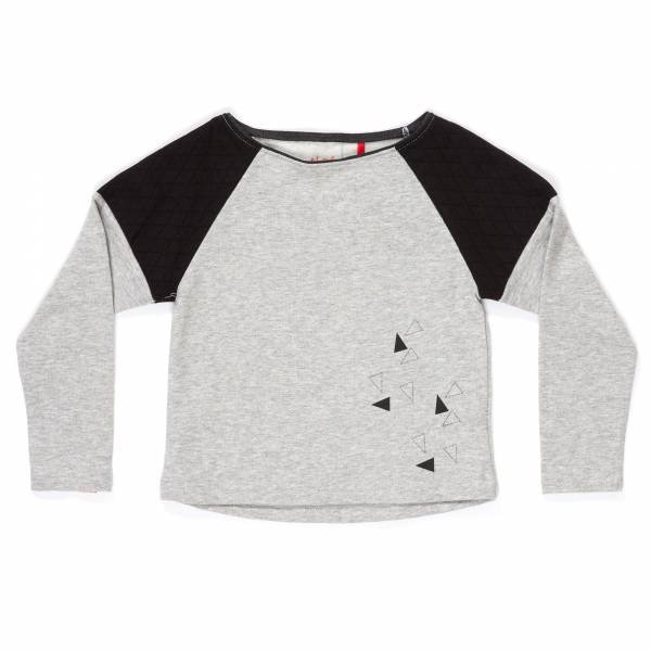 Albababy Hancy Sweat Light Grey