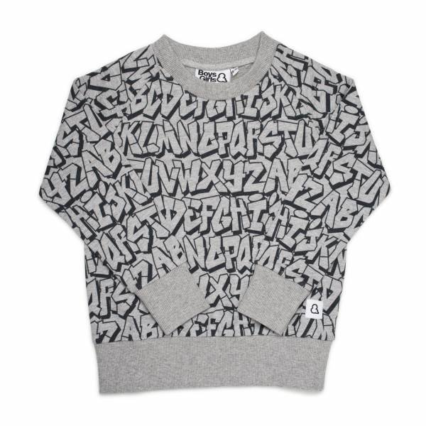 Boys & Girls ABC Sweat Crew