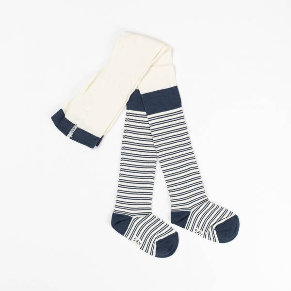 Albababy Karla Tight Dark Denim Striped