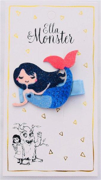 Ella & Monster Glitter Mermaid