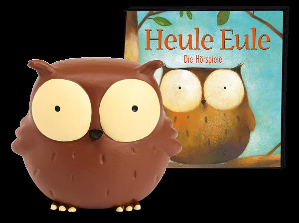 Tonies Heule Eule und andere Geschichten - Die Hörspiele